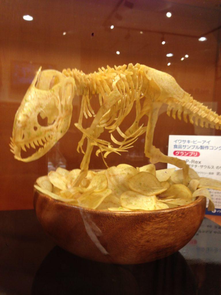 ポテチザウルス