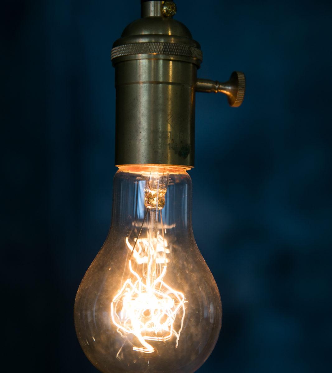 レトロ電球